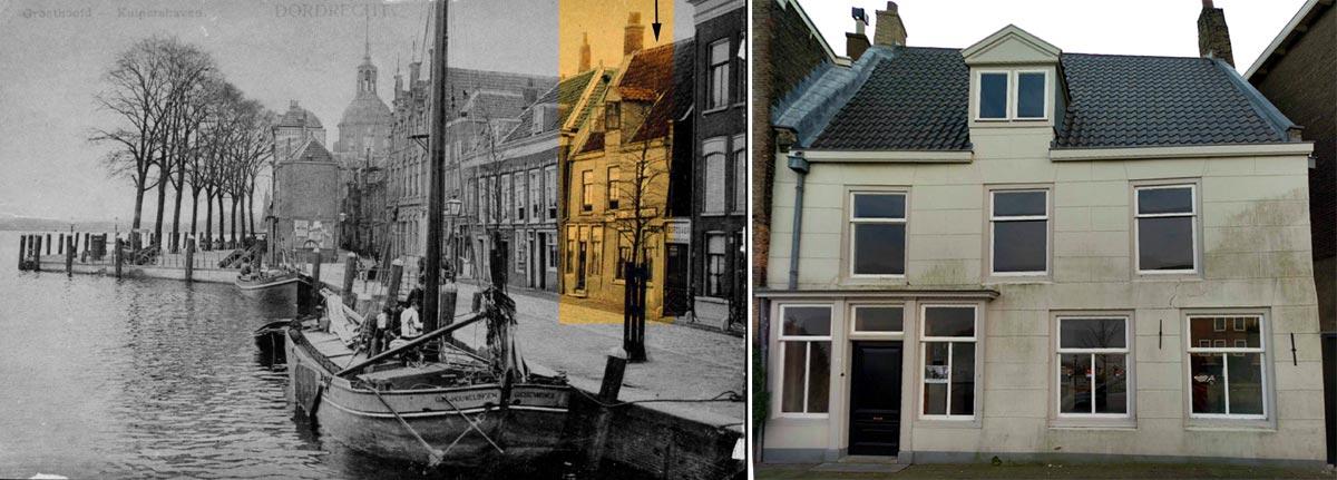 Kuipershaven 11 in Dordrecht