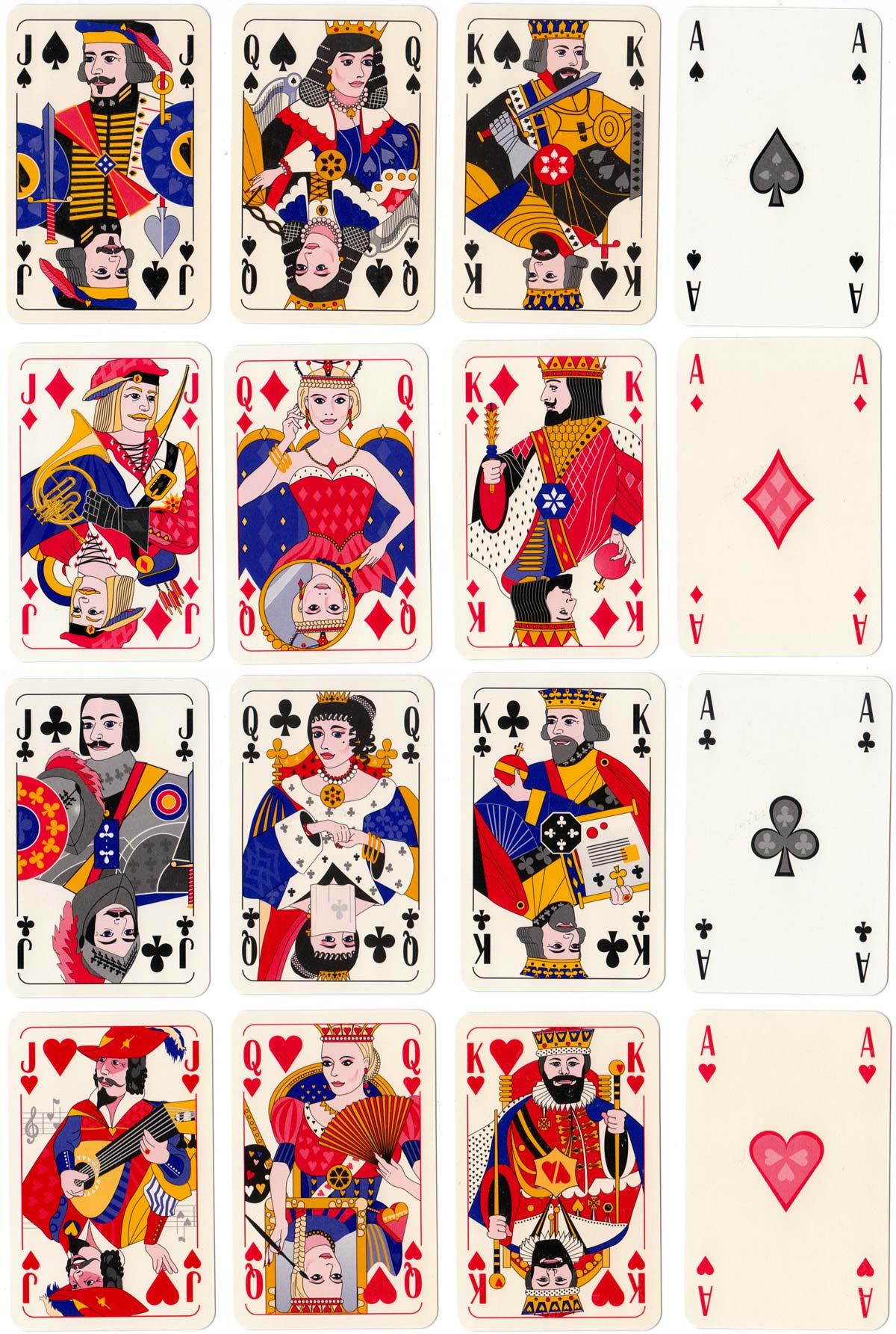 promotional playing cards for Alto Imaging Group manufactured in Holland by Esveco Specialities B.V., c.1990s