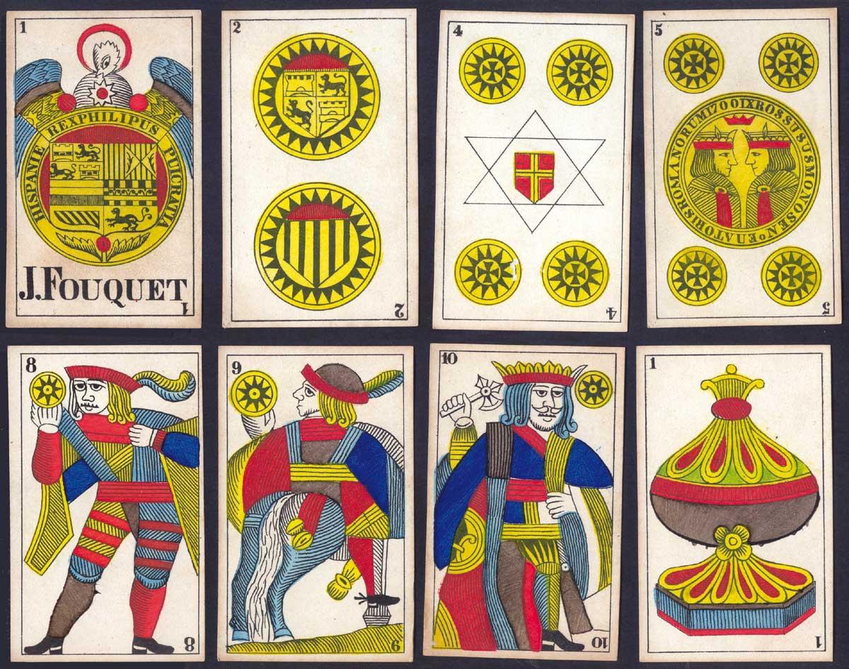 Navarra Pattern by Jonas Fouquet, c.1810