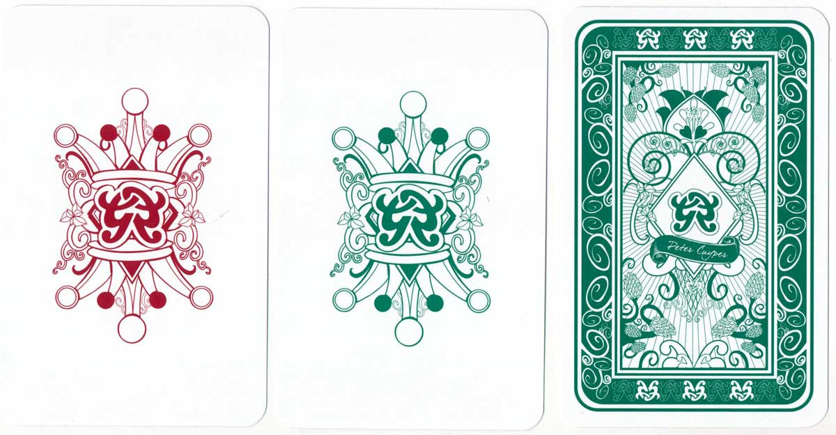 deck specially designed for Grolsch Breweries, c.2012
