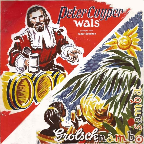 'Peter Cuyper Wals' produced to promote Grolsch Breweries in 1961