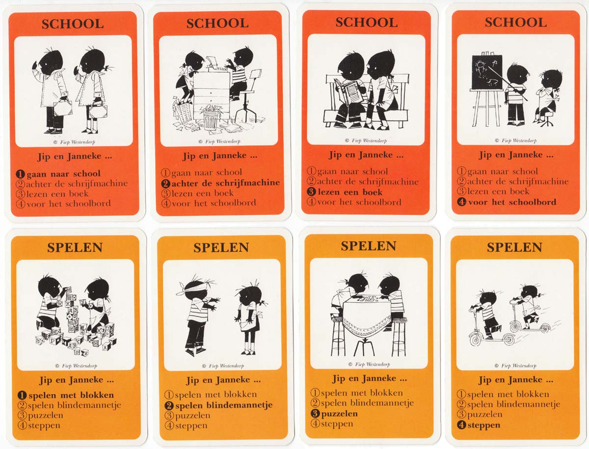 Jip en Janneke published by Hema, c.1960
