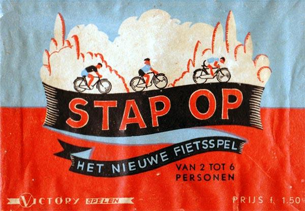 Stap Op by Victory Spelen 1945