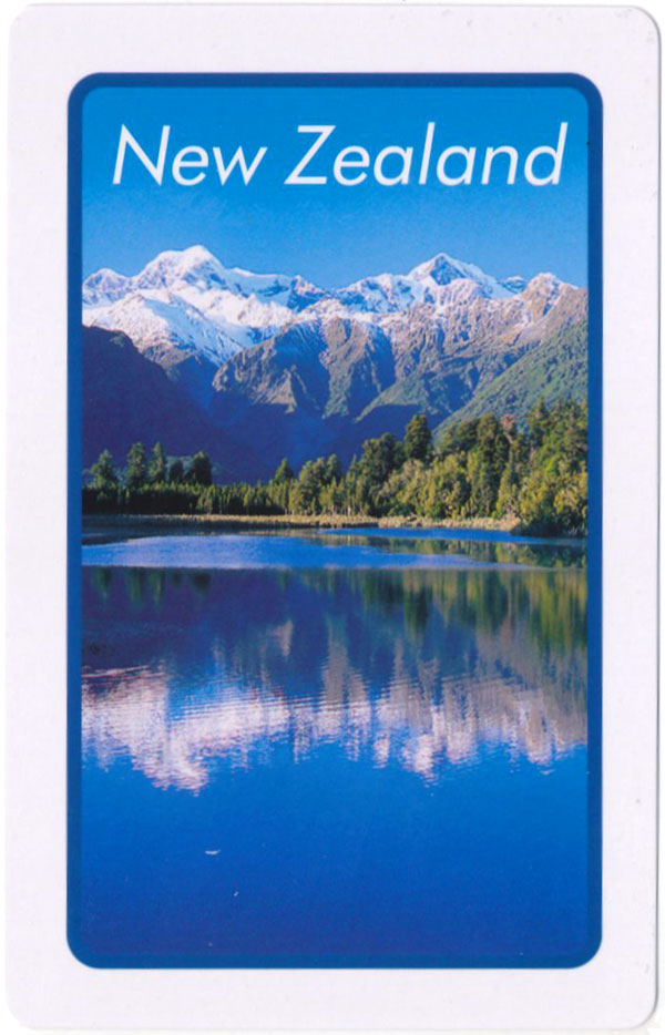 Souvenir of New Zealand produced by Hema Maps NZ Limited