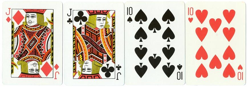 Winthrop Pepsamar advertising playing cards