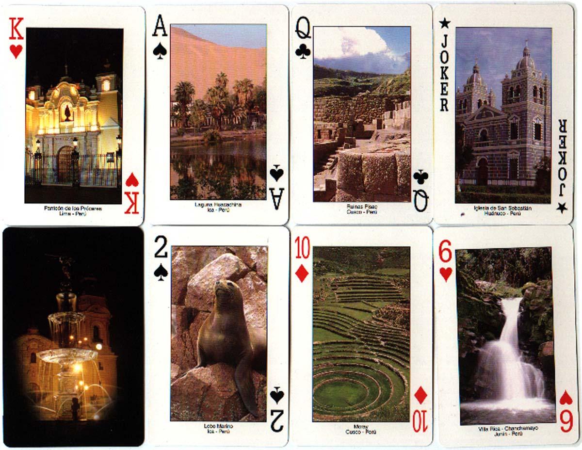 54 Cartas de Juego / 54 Playing Cards