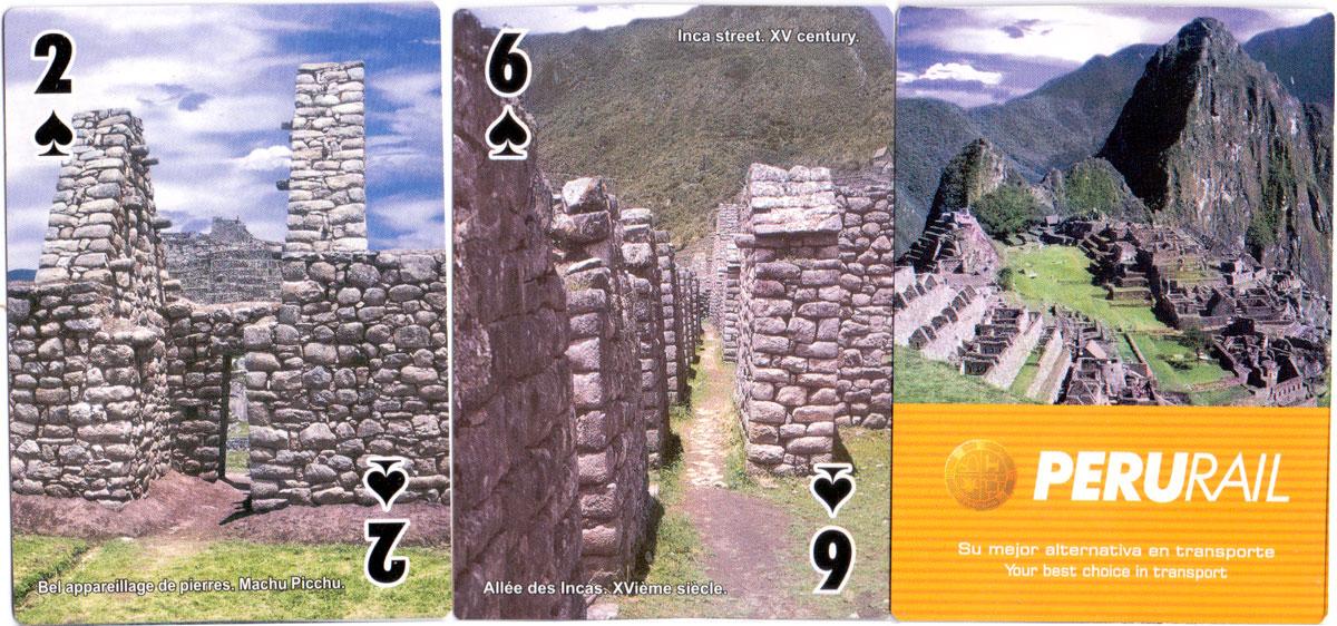 Peru Rail Souvenir