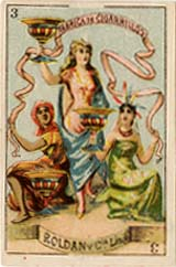Fantasy Chromolithography pack, c.1890