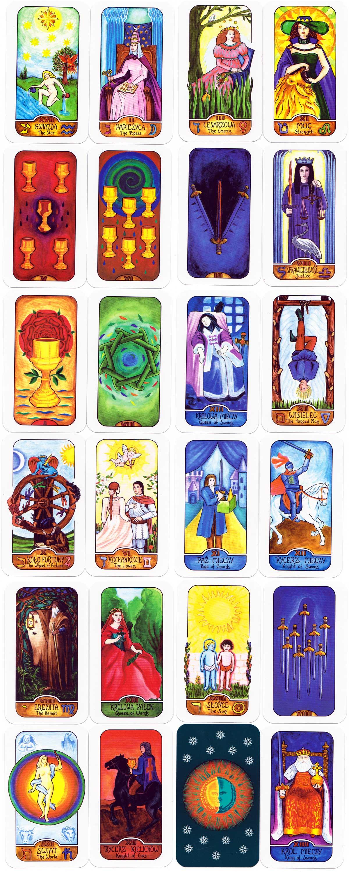 Kart Do Tarota The World Of Playing Cards