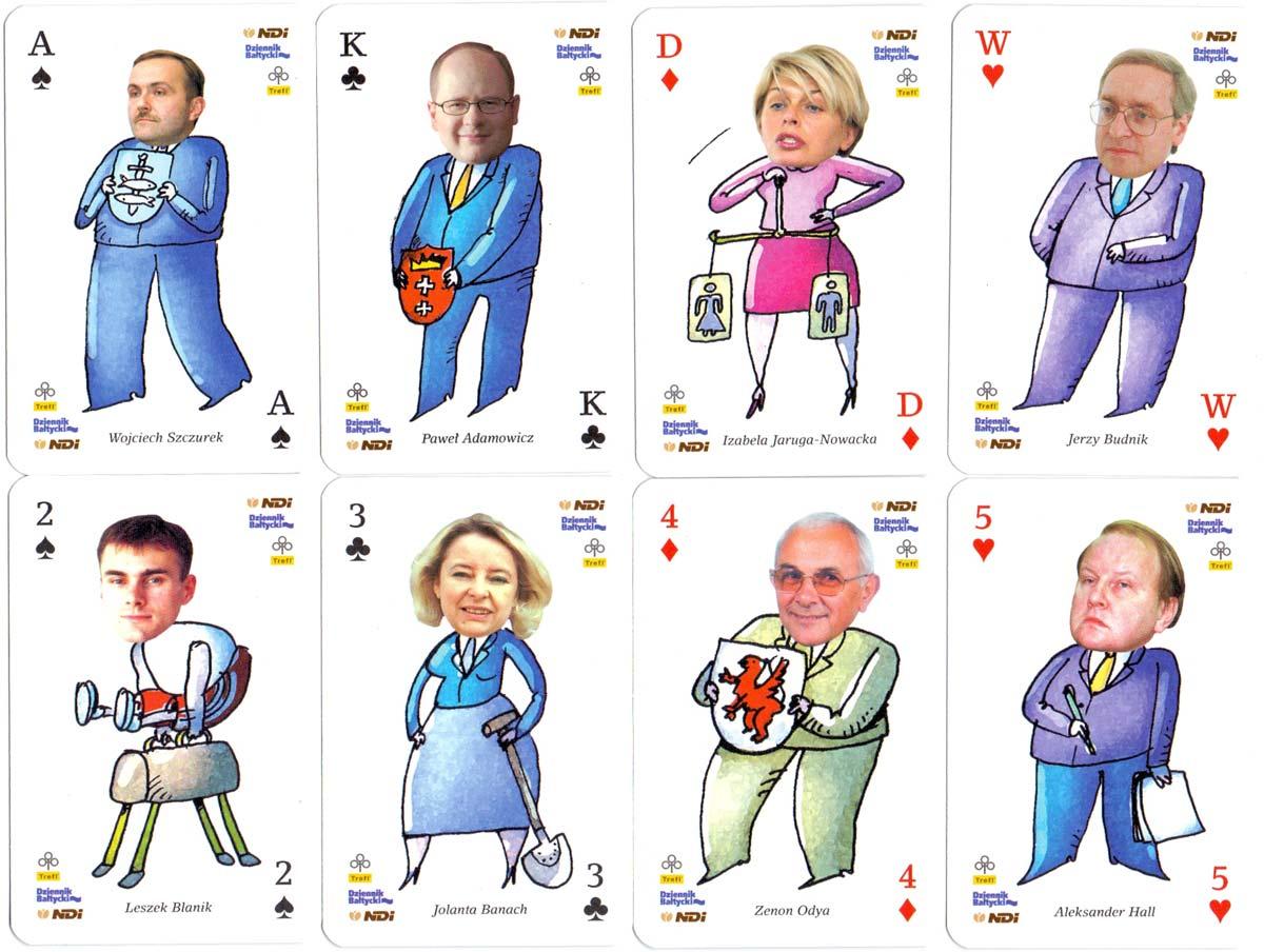 Pomorski Poker (Pomeranian Poker)