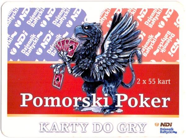 Pomorski Poker (Pomeranian Poker) title card