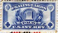 Tax Stamp 1940-65