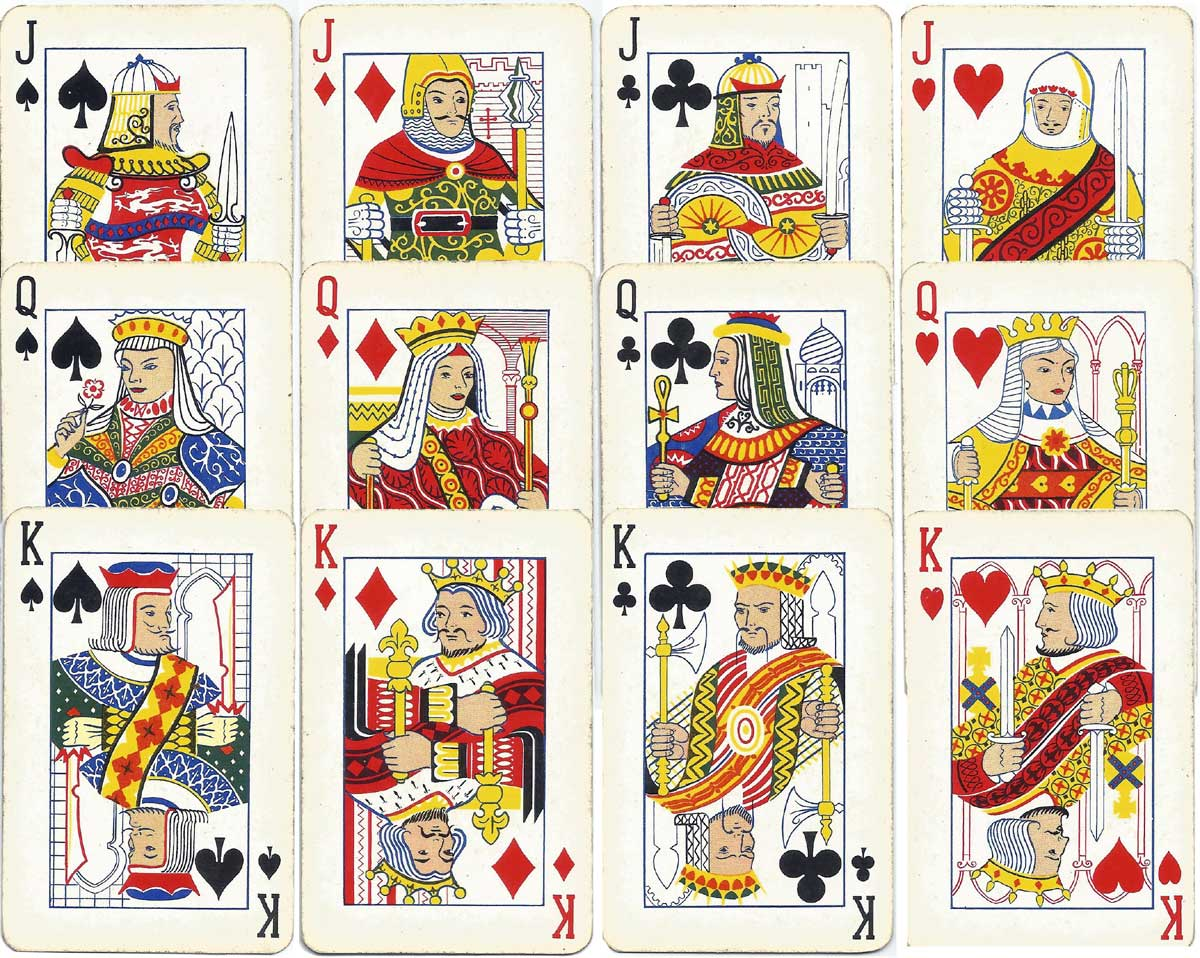 Castle Lager playing cards, c.2012