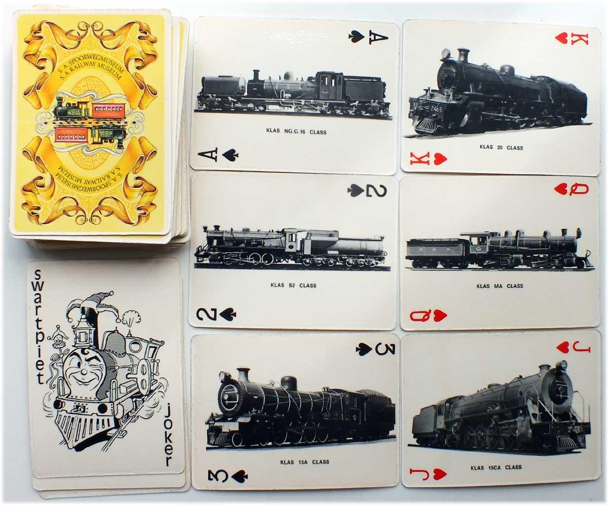 published by SA Spoorwegmuseum / SA Railway Museum, Johannesburg, c.1970s