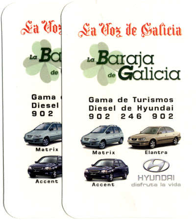 back from Baraja Gallega designed by Pinto Chinto, 2002