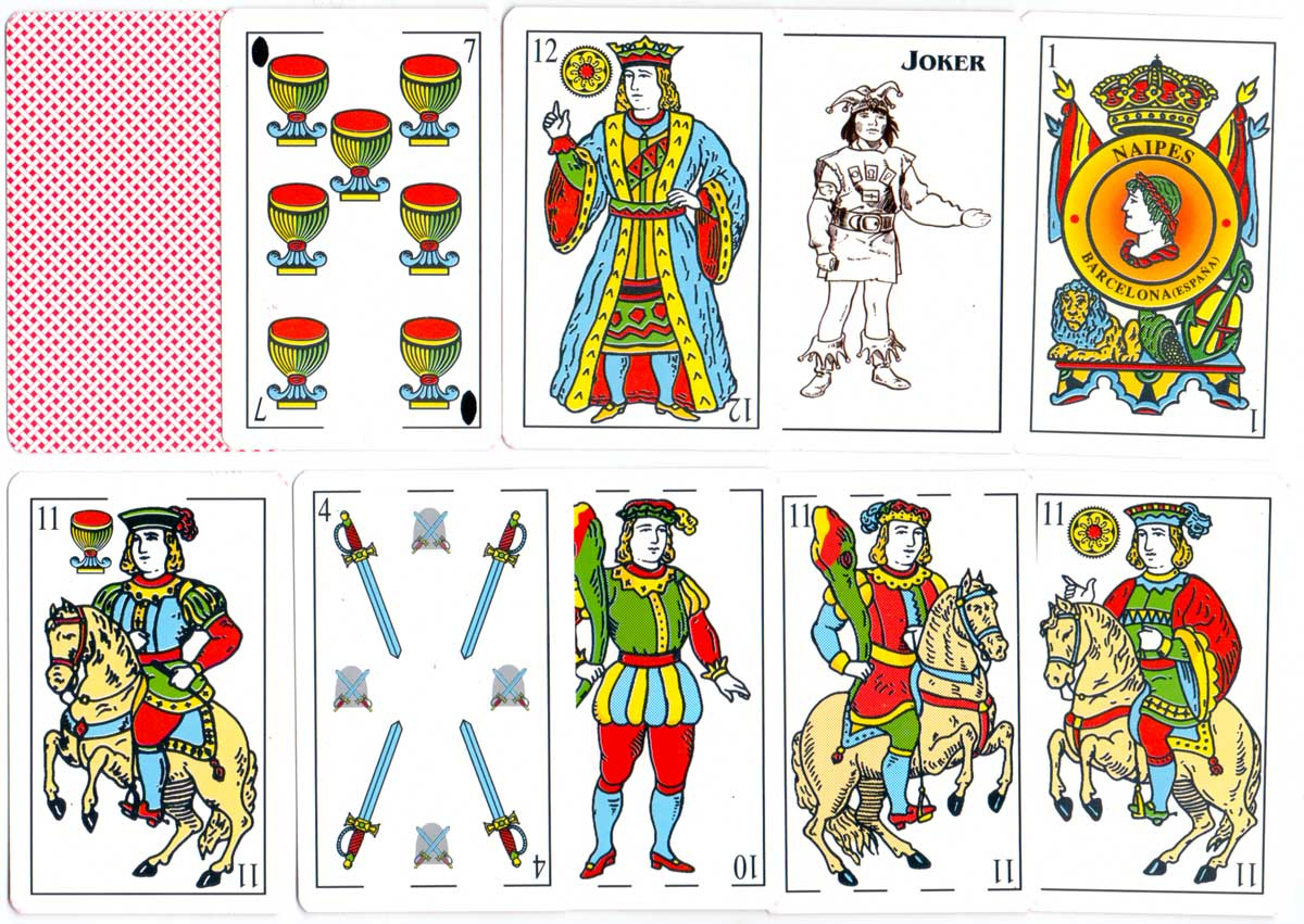 Mas-Reynals Catalan Pattern, 1996