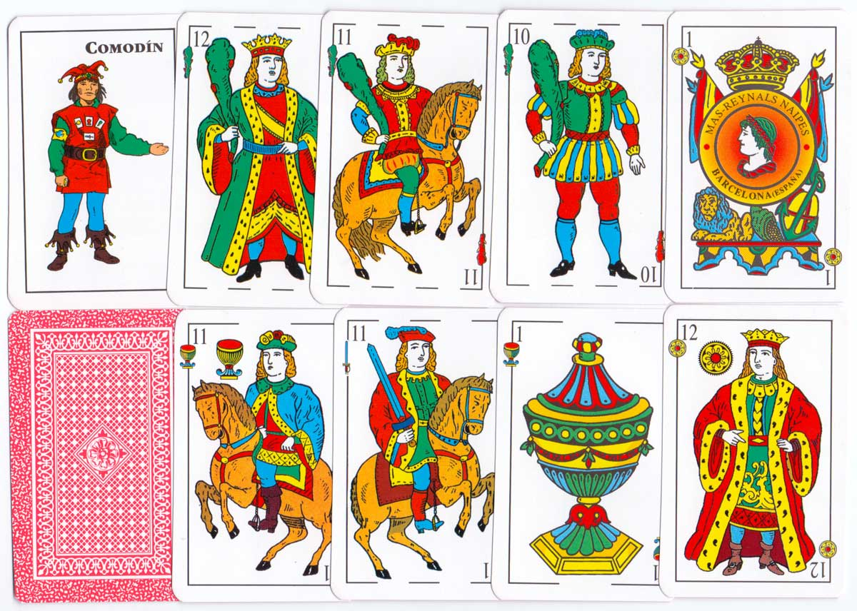 Mas-Reynals Catalan Pattern No.201, 1999