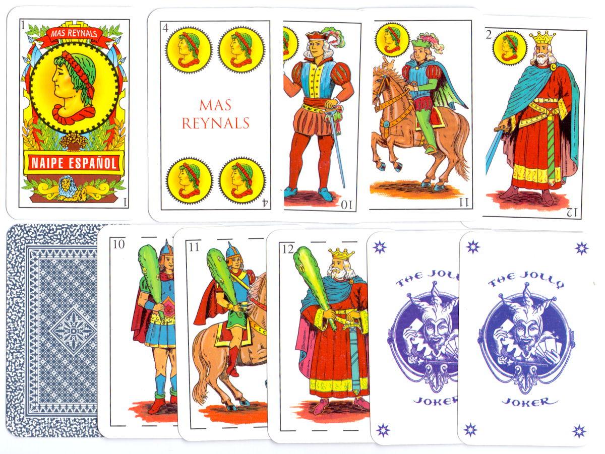 Naipe Español, 2003