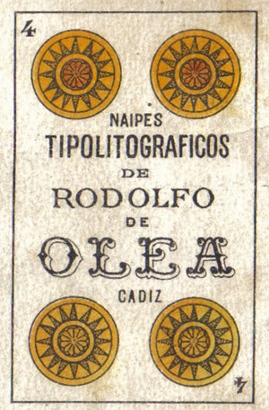 Playing cards recovered from the saltpetre workers from Northern Chile, 1850-1940