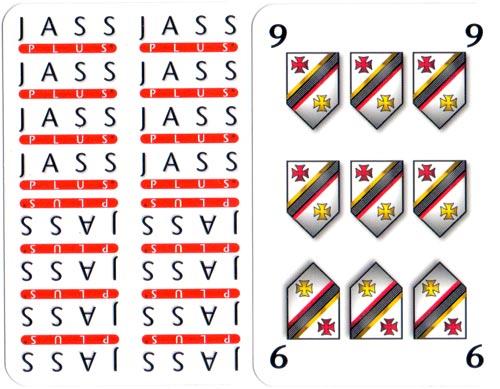 Modern Swiss-German Pattern by AGMüller, c.2000