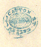 St Gallen Tax Stamp