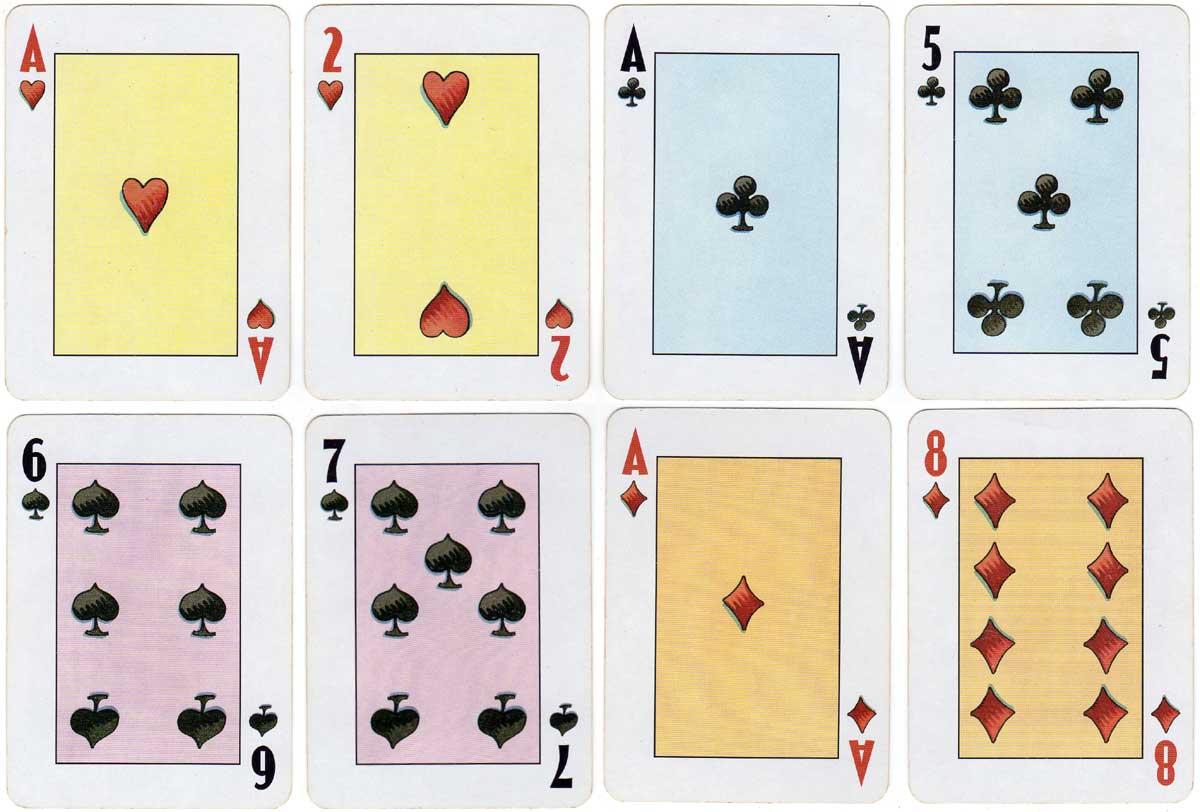 Klutz Card Deck by Klutz Press, 1990s