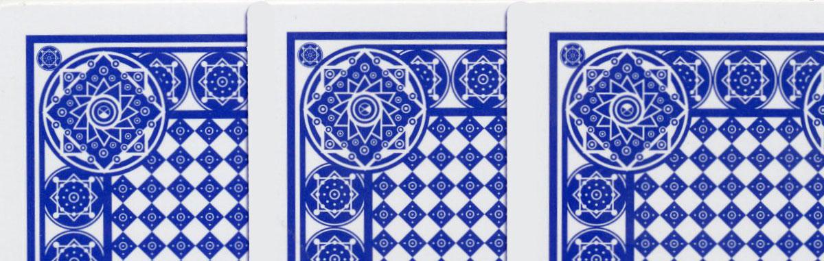 'Secret Magic Cards' published by Hanky Panky Toys Thailand Ltd., © World Magic International, 2006