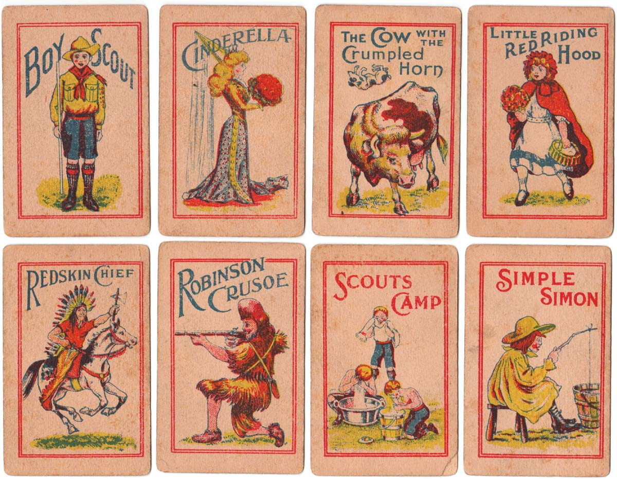 'Snap' card game