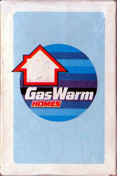 Gas Warm Homes Happy Families published by British Gas, c.1980