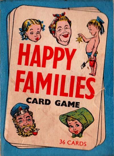 Gibbs Happy Families, c.1946