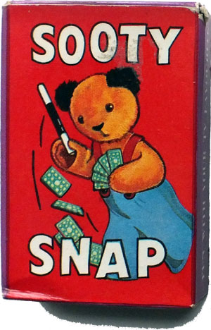 Sooty Snap, 1957