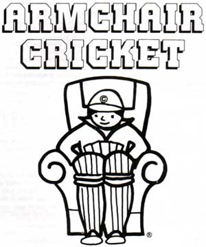 Armchair Cricket by Norfolk House Enterprises, 1983