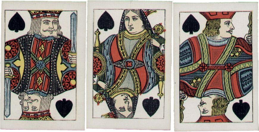 cards by Bancks Brothers c1870