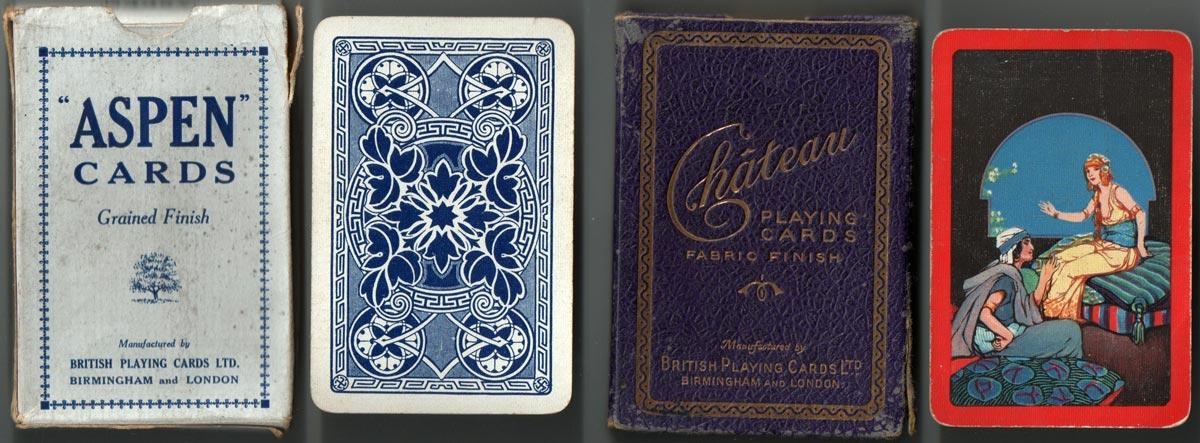 British Playing Cards Ltd, c.1920 - 1925