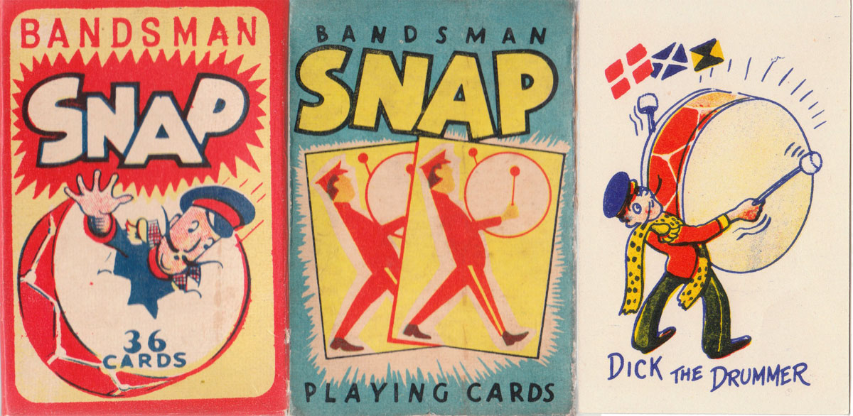 Bandsman Snap by Chiefton Products Ltd, c.1950s