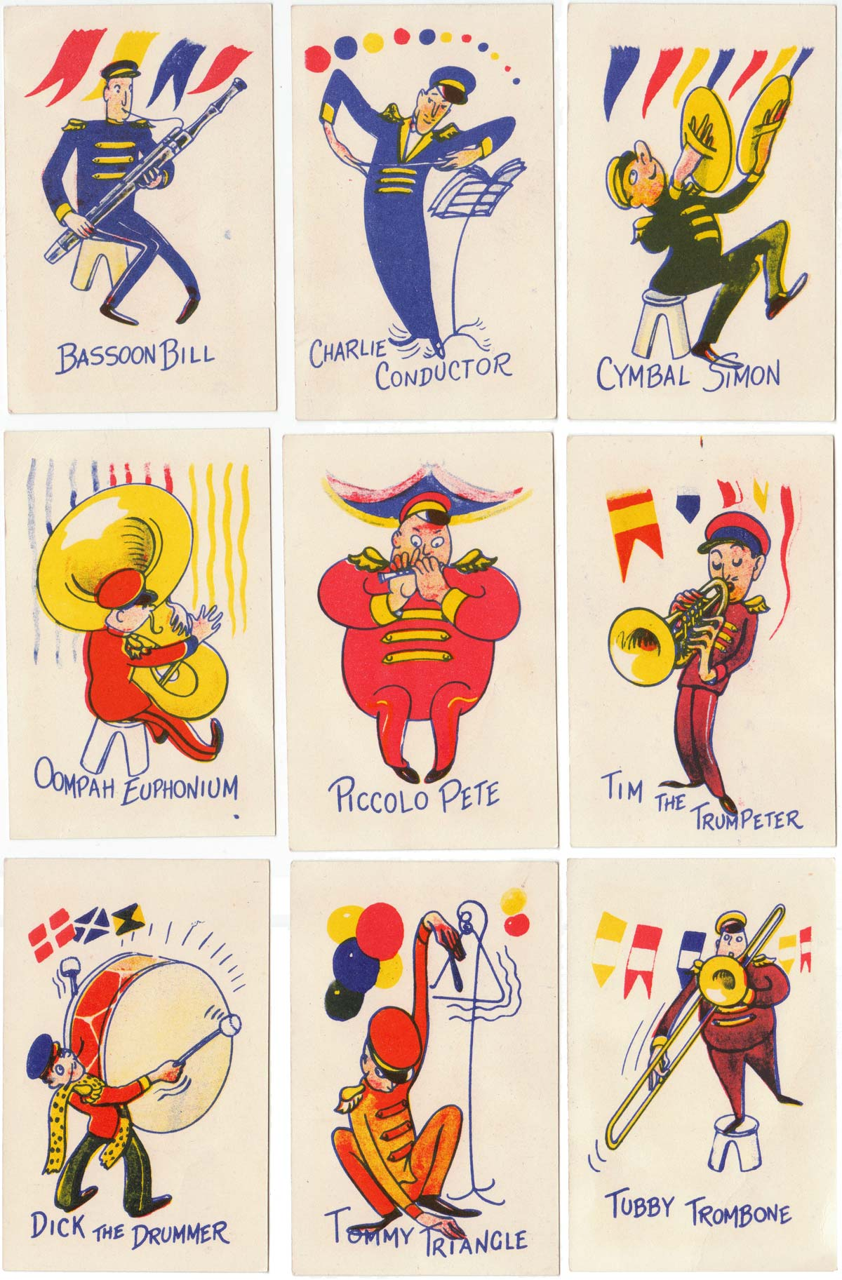 Bandsman Snap by Chiefton Products Ltd of Bristol, c.1950s