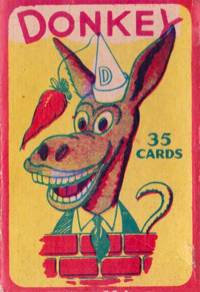 Donkey by Chiefton Products Ltd of Bristol, c.1950s