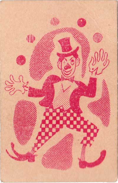 Old Maid by Chiefton Products, c.1950s