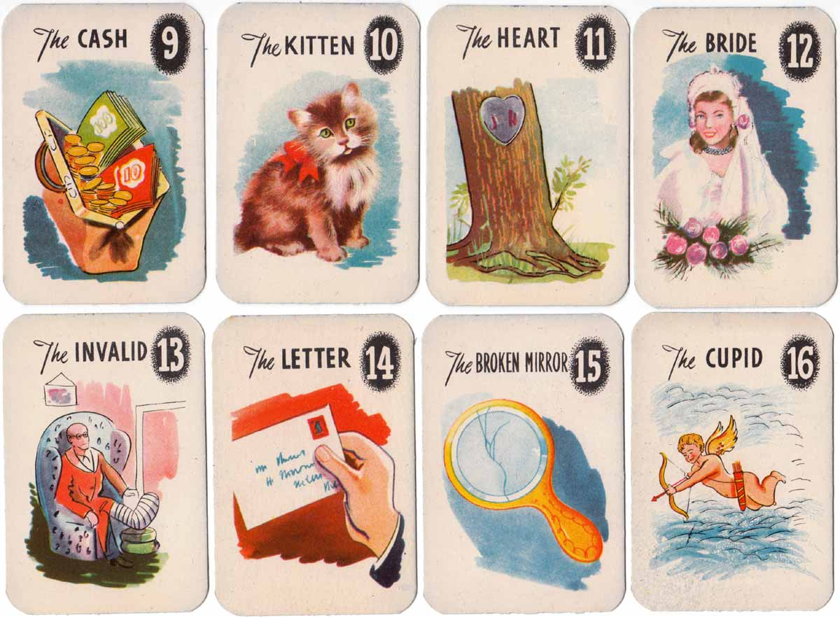 Famous The 'Mystic' - The World of Playing Cards QY66