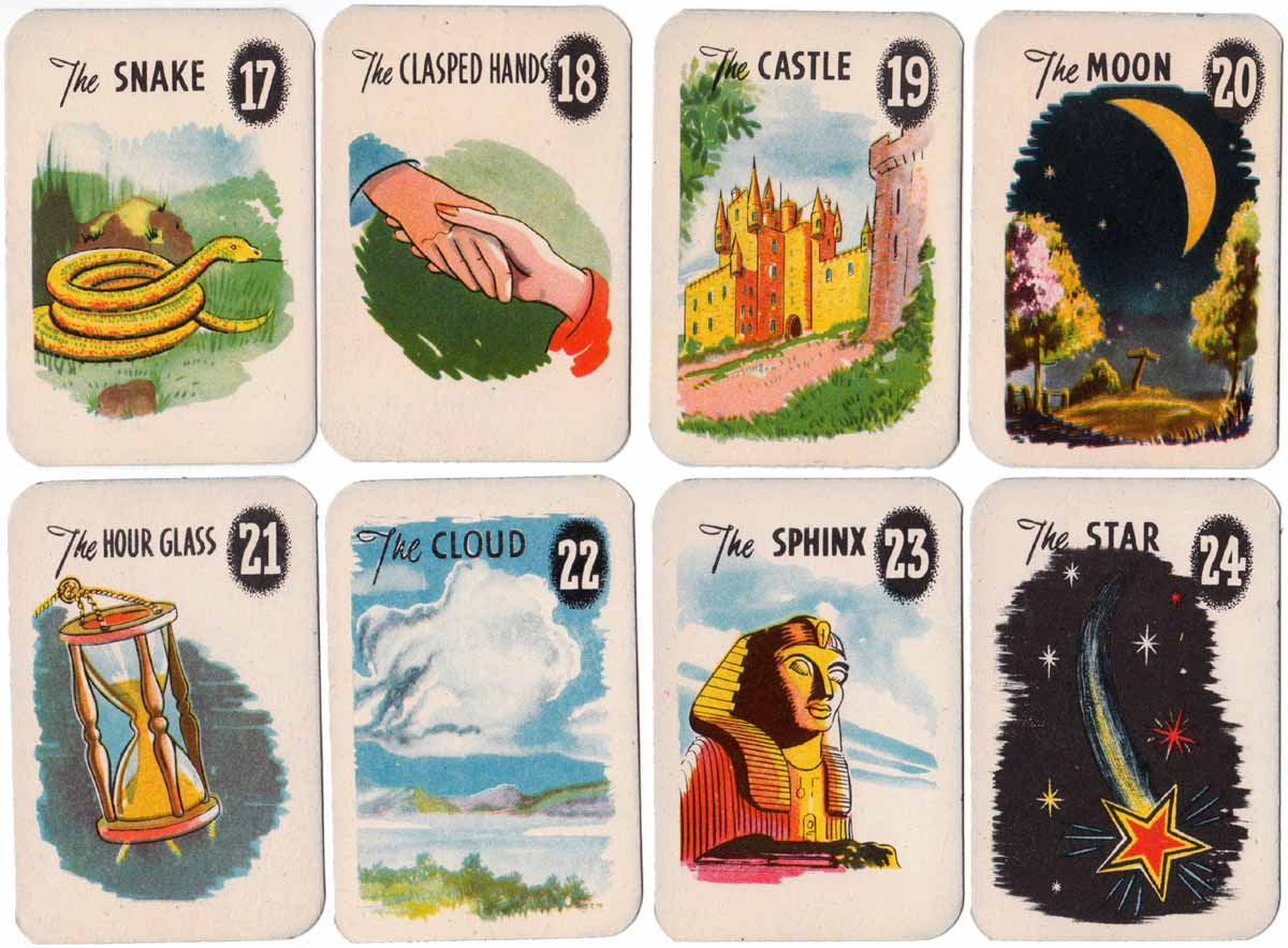 Lovely The 'Mystic' - The World of Playing Cards LW75
