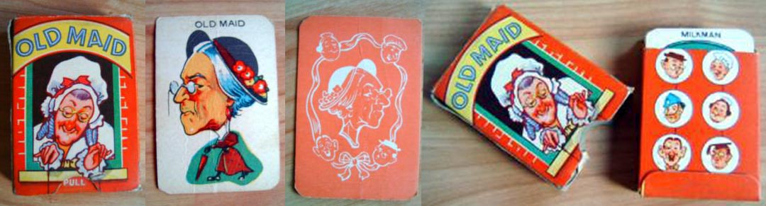 Clifford Toys 'Old Maid', c.1950