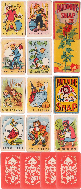 Clifford Series Pantomime Snap