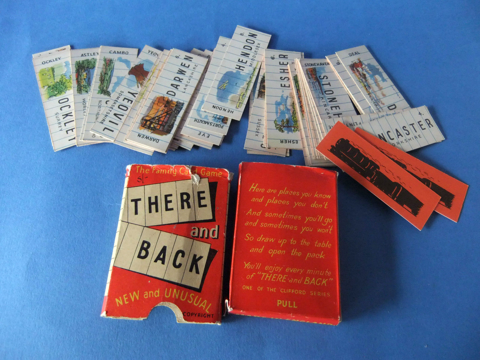 There and Back published by Clifford, c.1955