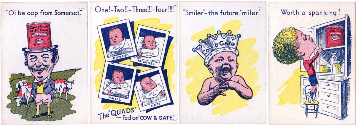 Cow & Gate 'Snap' first edition, 1935