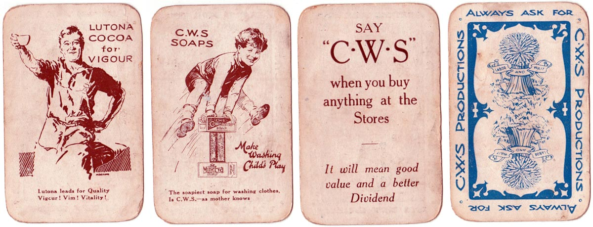 """""""Game of Snap"""" manufactured by C.W.S. Printing Works, Manchester during the 1930s"""