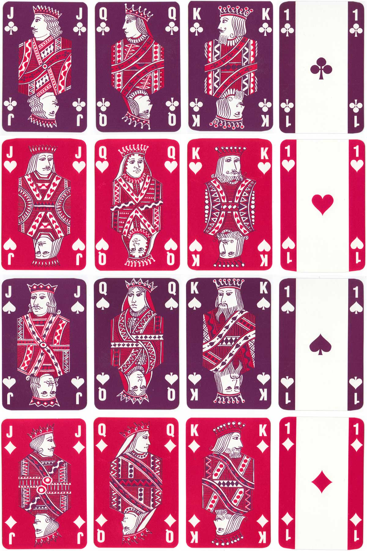 Disability Daily playing cards designed by Tamasin Cole, printed by Padnall Printers