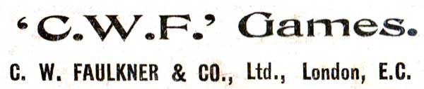 C. W. Faulkner & Co Ltd
