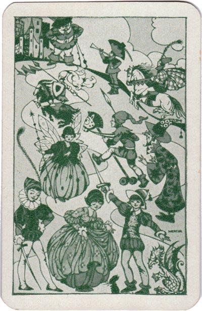 Fee-Fi-Fo-Fum published by C.W. Faulkner & Co Ltd, c.1925