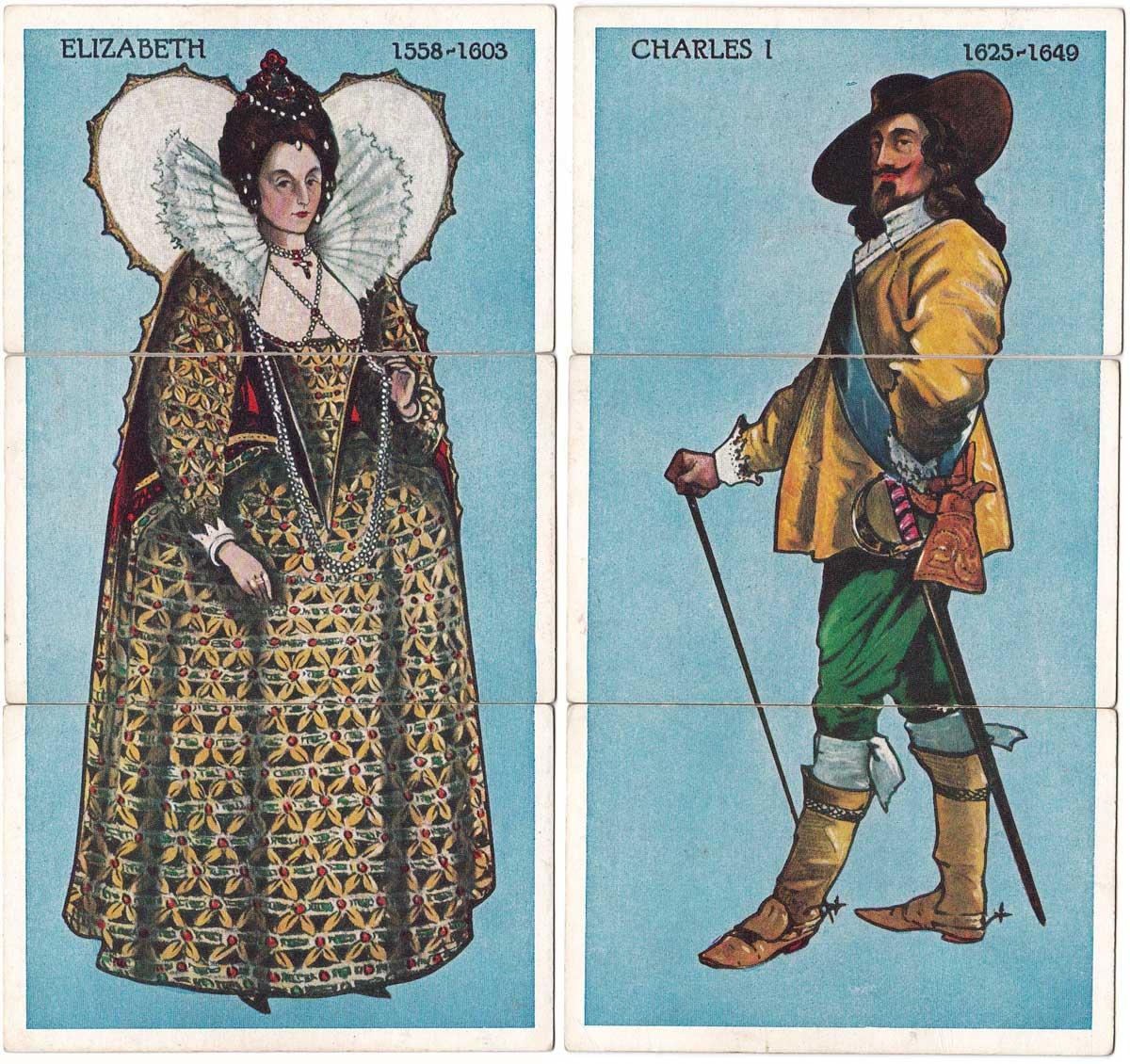Kings & Queens of England Misfitz, c.1918
