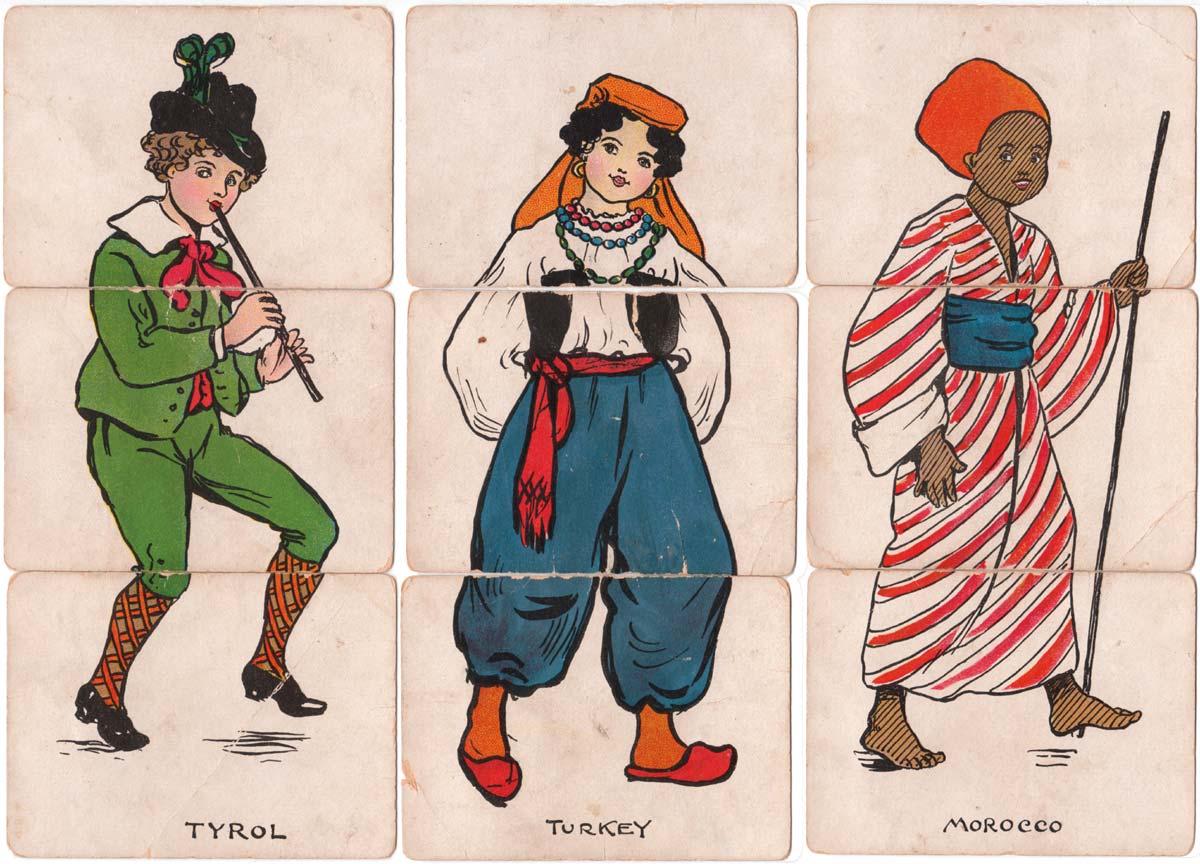 Many Folk Misfitz published by C.W. Faulkner & Co., c.1906